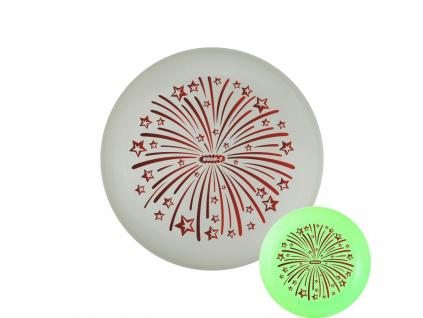 1001 nightglow frisbee 135g