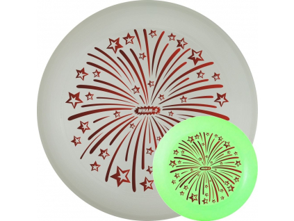5159 nightglow frisbee 175g