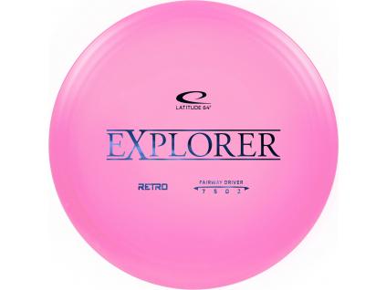 2438 2 explorer retro line