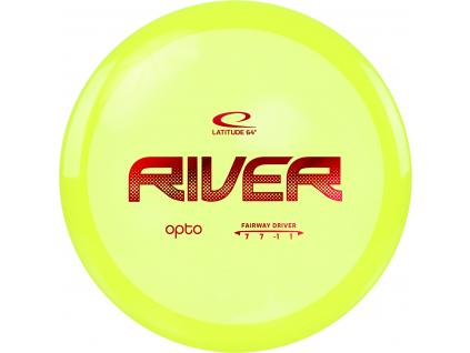 Opto River Yellow 2020