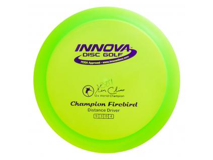 Innova Champion Firebird Green