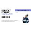 3974 darkovy poukaz na 2000 kc