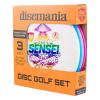 1067 active disc golf set
