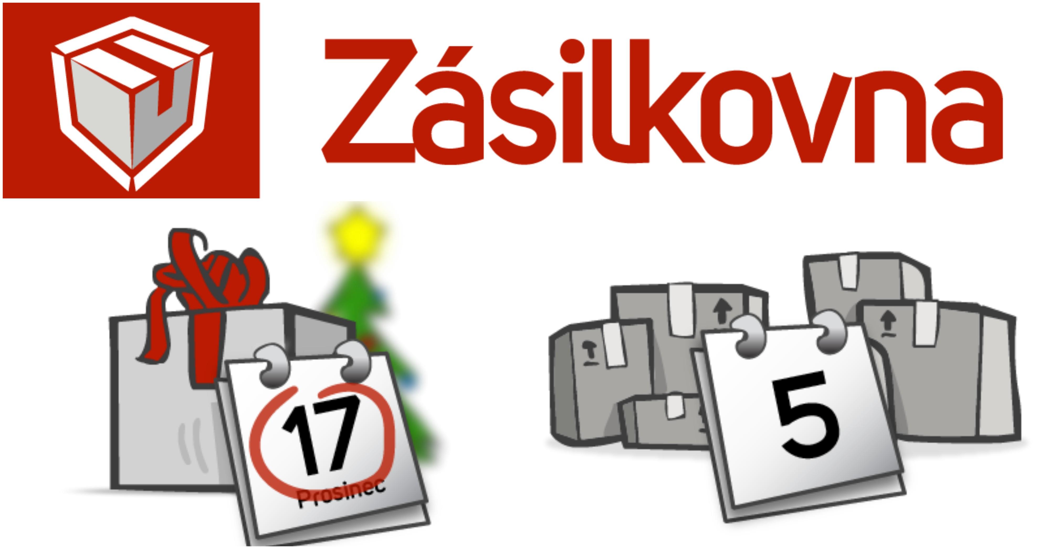 Zásilkovna zahájila Vánoční sezonu 2019