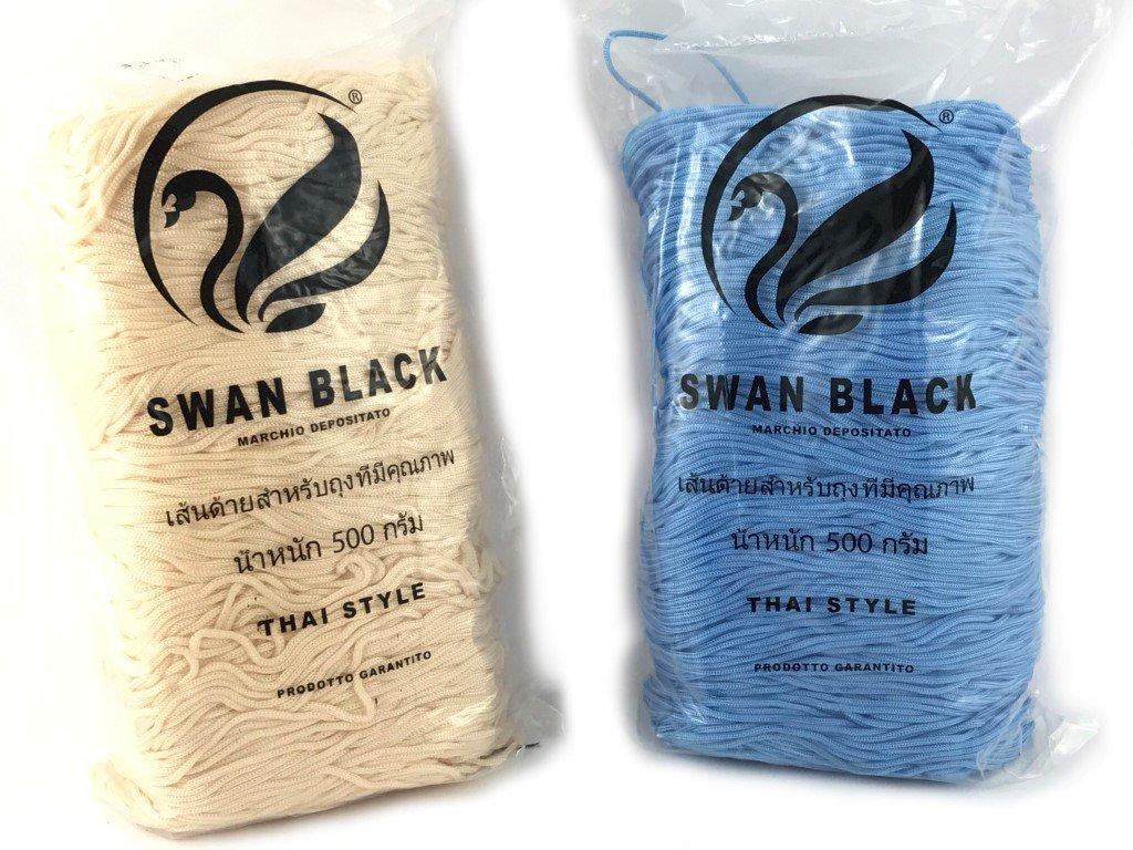 Cordino Swan Black