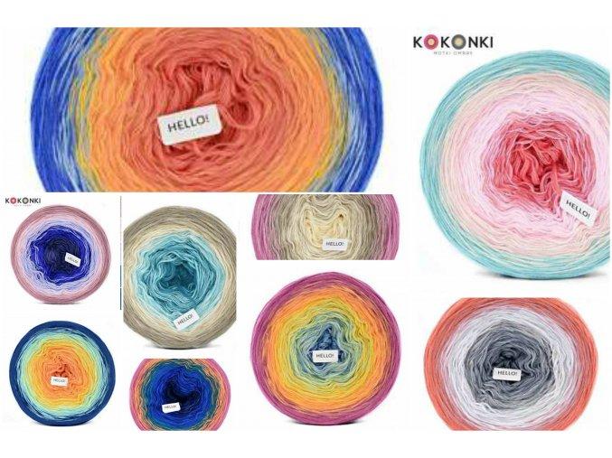 Kokonek Cotton Collage 2