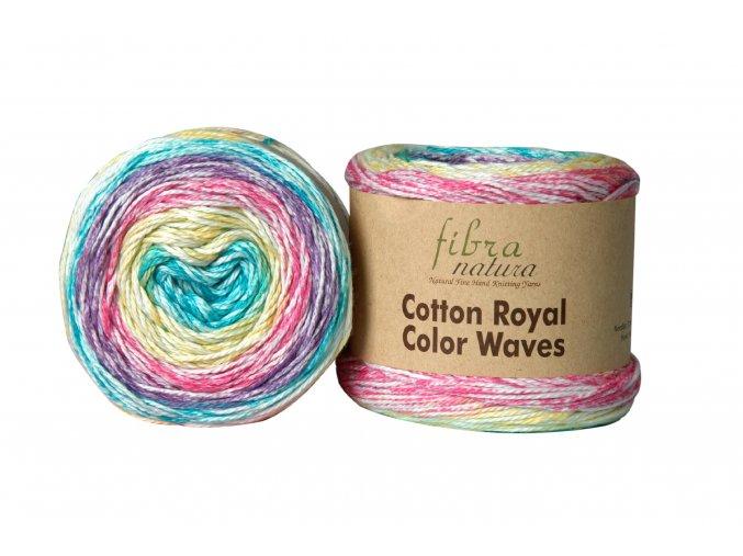 Cotton Royale Color Waves