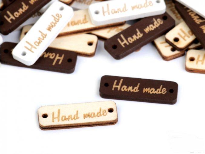 dřevo hand made A