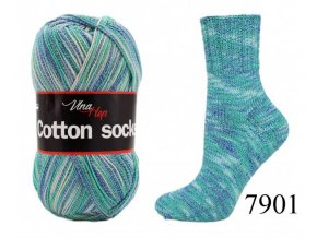 Cotton Socks 7901