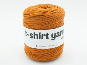 Mila T Shirt 04 okrová