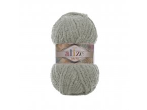 SOFTY PLUS 296 Grey