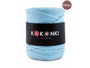 T shirt Yarn by KOKONKI błękit rozmiar Medium