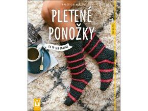 Pletene ponozky 2020