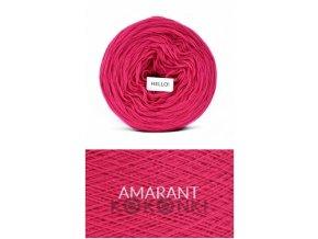 KOKONEK Cottonek Amarant