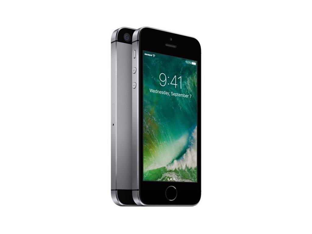iPhone SE 32GB Space Gray (Stav telefonu: KATEGORIE - B (Záruka 12 měs., DPH 0%))