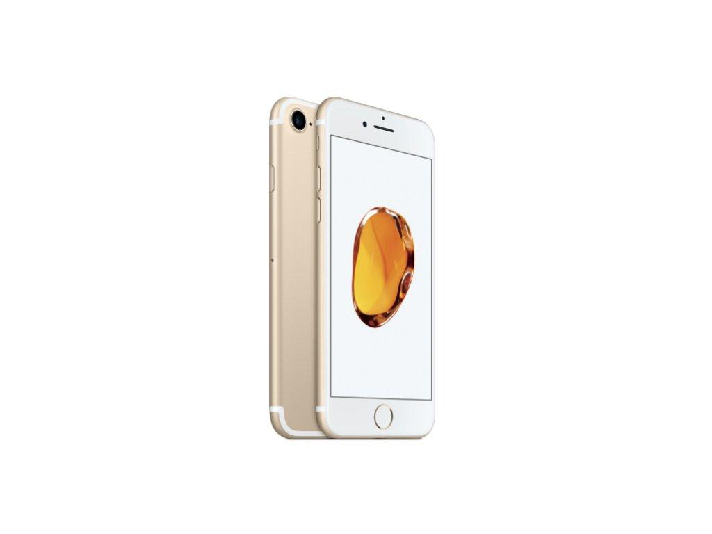 iPhone 7 128GB Gold (Stav telefonu: KATEGORIE - B (Záruka 12 měs., DPH 0%))