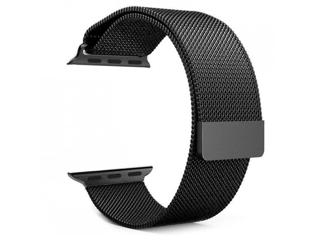 4655 milansky tah 38 40mm metal black pro apple watch