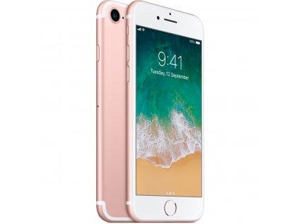 iPhone 7 128GB Rose Gold (Stav telefonu: KATEGORIE - B (Záruka 12 měs., DPH 0%))