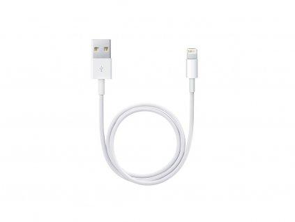 Nabíjecí & datový MFi Lightning kabel 1m Bílý (MD818ZM/A)