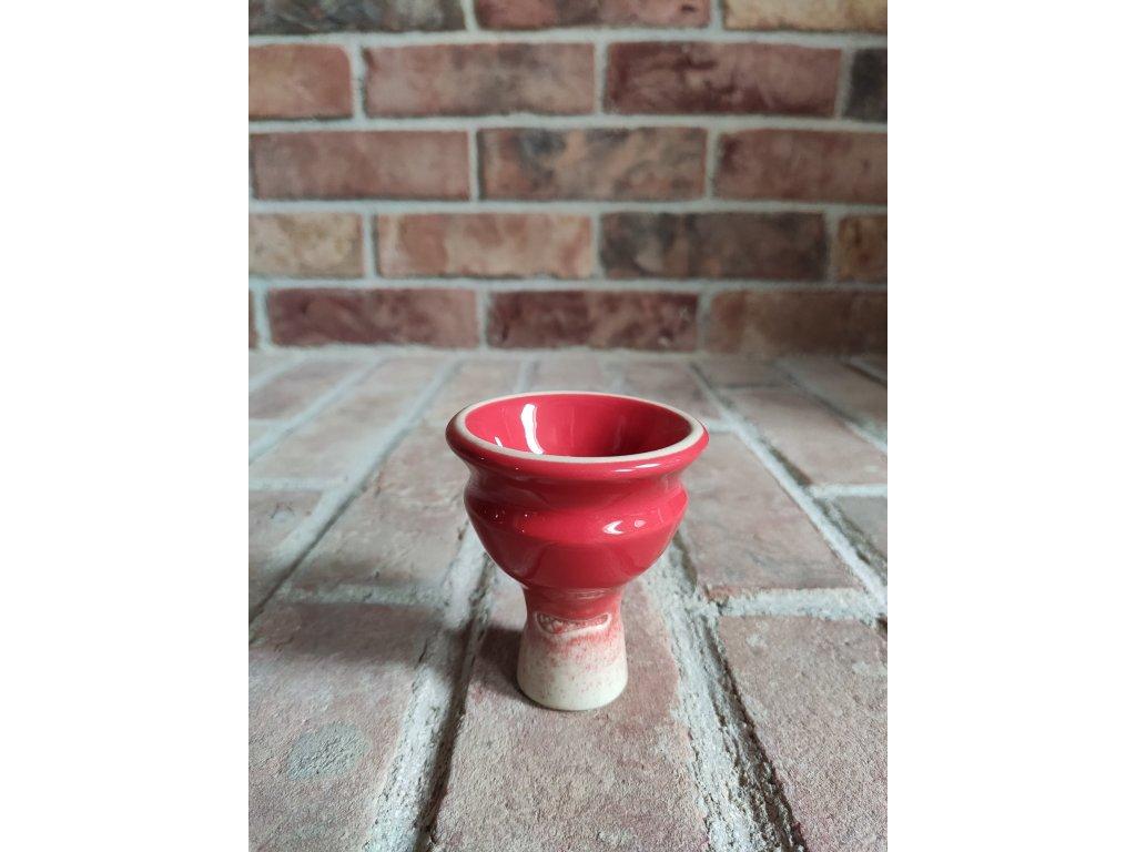 UPG Standart Glaze červená
