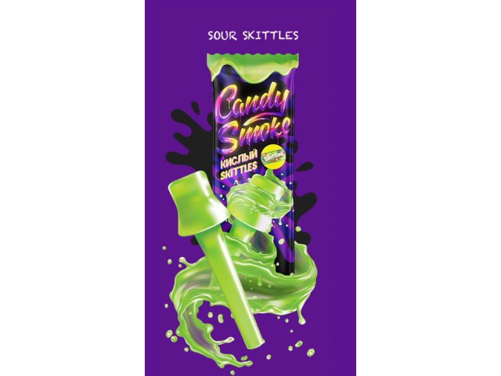 Náustek s lízátkem Candy Smoke