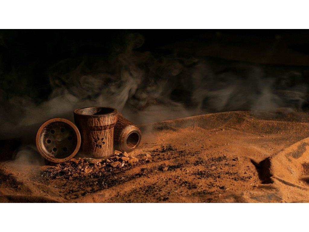 clay hookah bowl solaris mercury