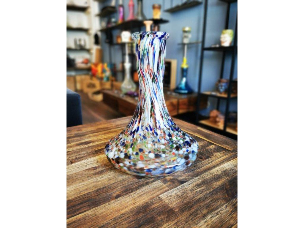 Váza Craft duhová
