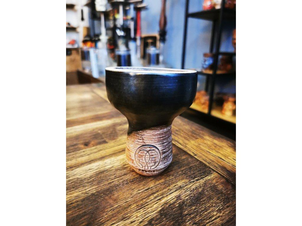 Karma bowl glazura black