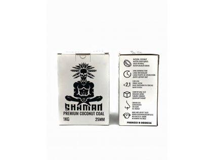 wegiel shaman 1kg 25 mm