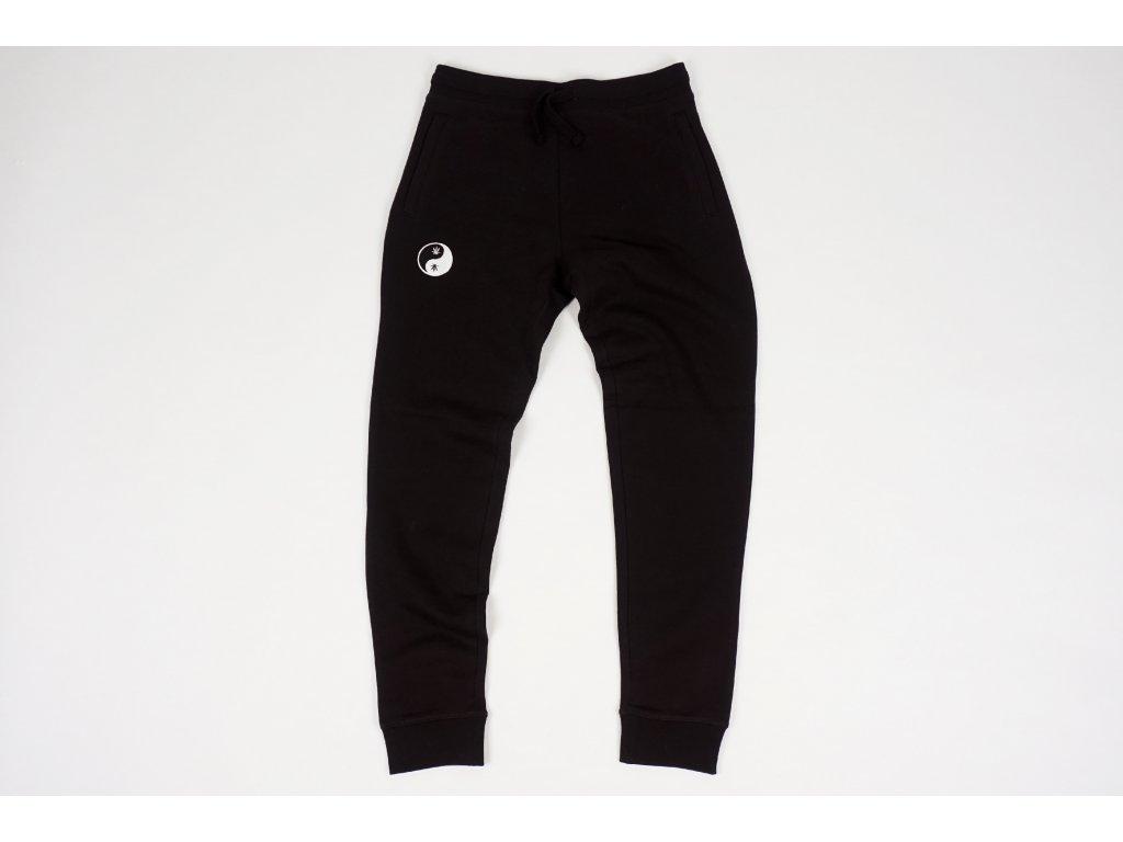 Taijitu patch sweatpants