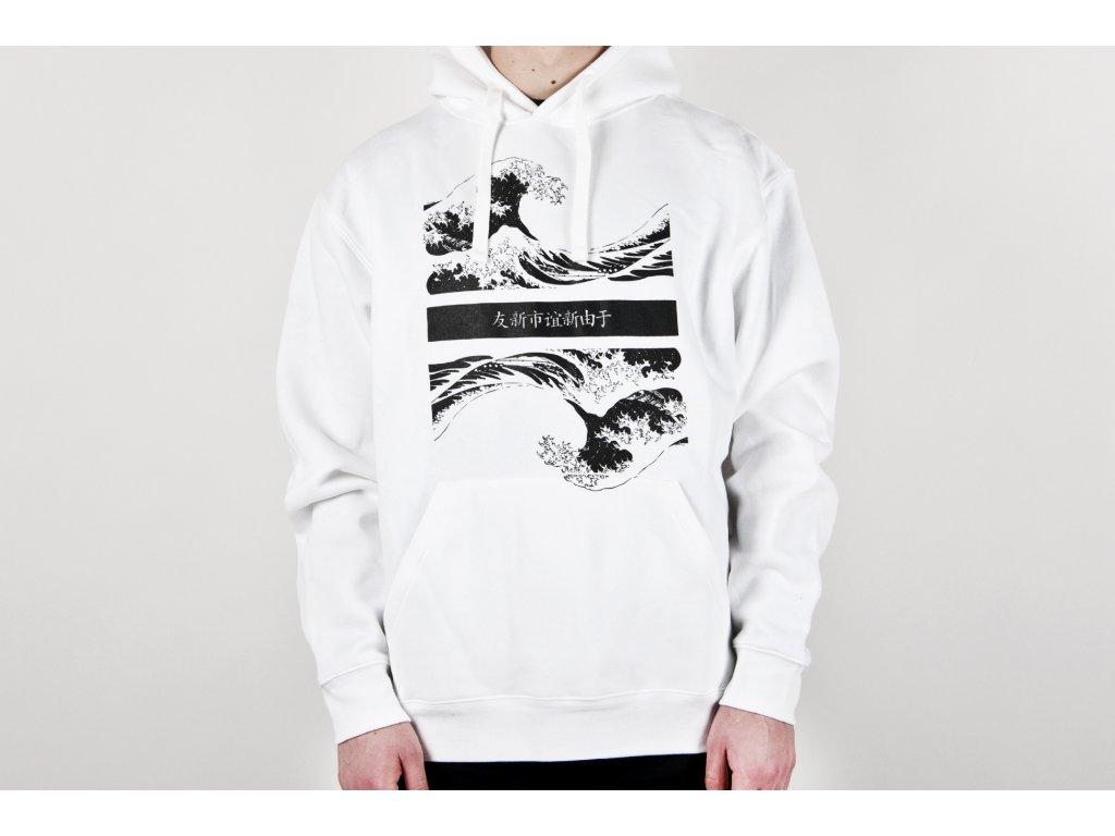 Waves hoodie W 1