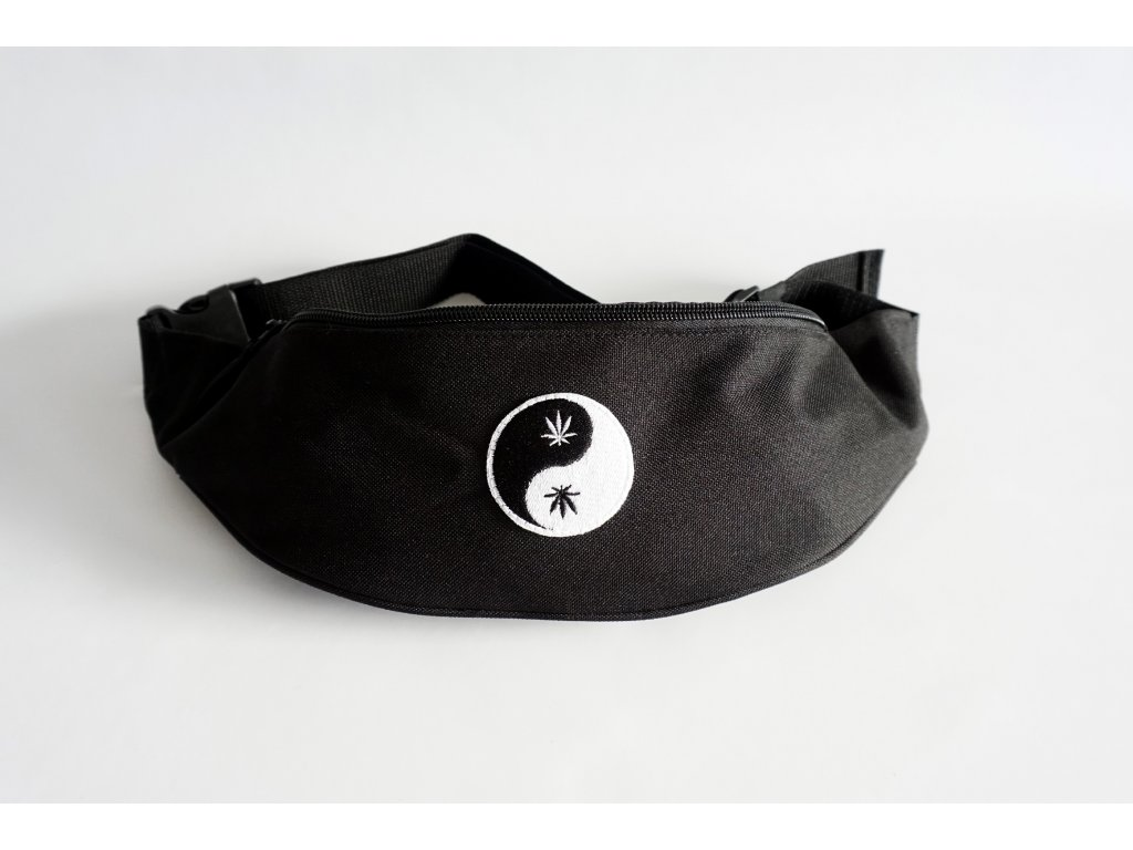 Taijitu shoulder bag