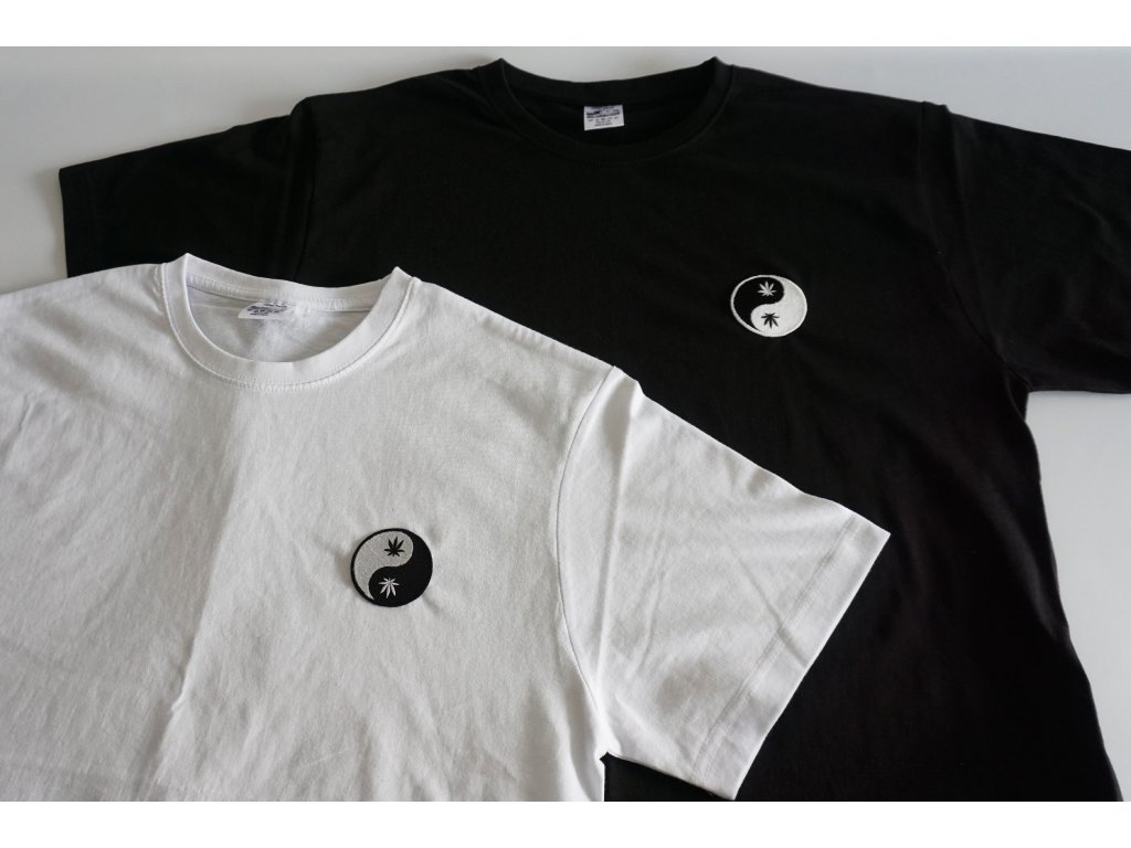 Taijitu patch tee SET