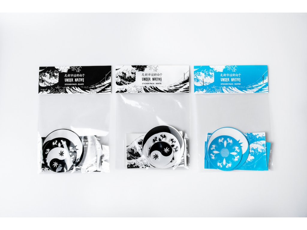 Stickers pack set