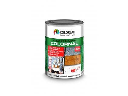 338 colornal mat akrylovy 8455 cervenohneda