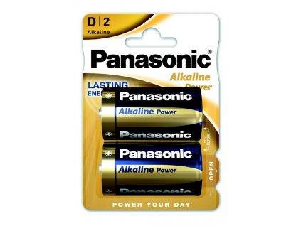 3875 baterie panasonic lr20apb 2bp blistr 2 ks