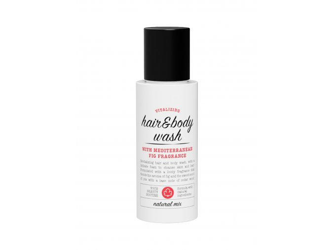 2 hair and body shampoo mediterranean 30ml