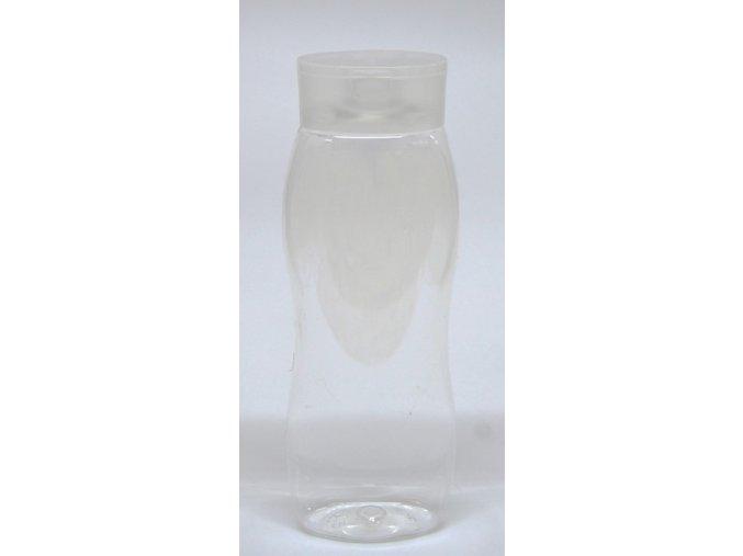 plastová fľaša na šampón 250ml