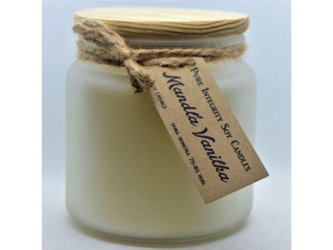 mandľa vanilka 16oz
