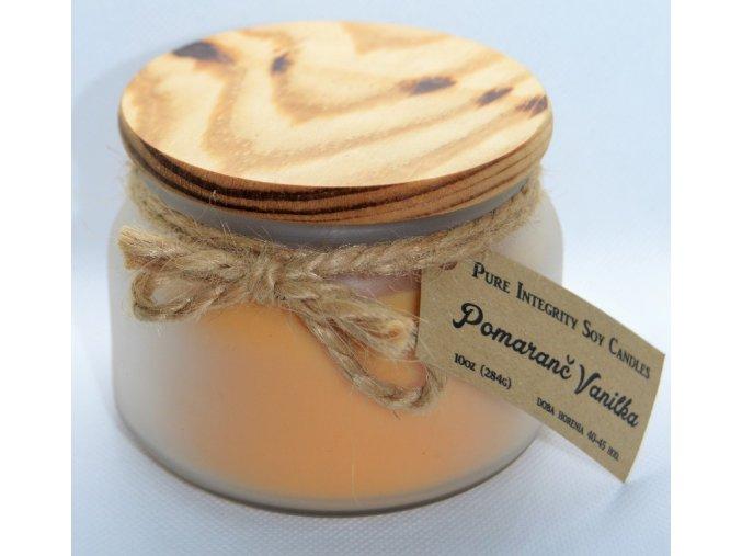 pomaranč vanilka 10oz