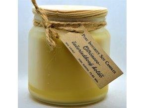 citrónovo čučoriedkový koláč 16oz