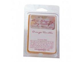 orange vanilla melt