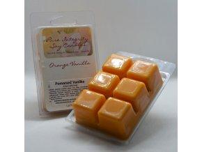 vosk pomaranč vanilka