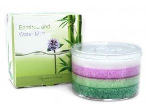 Bambus a Vodná mäta