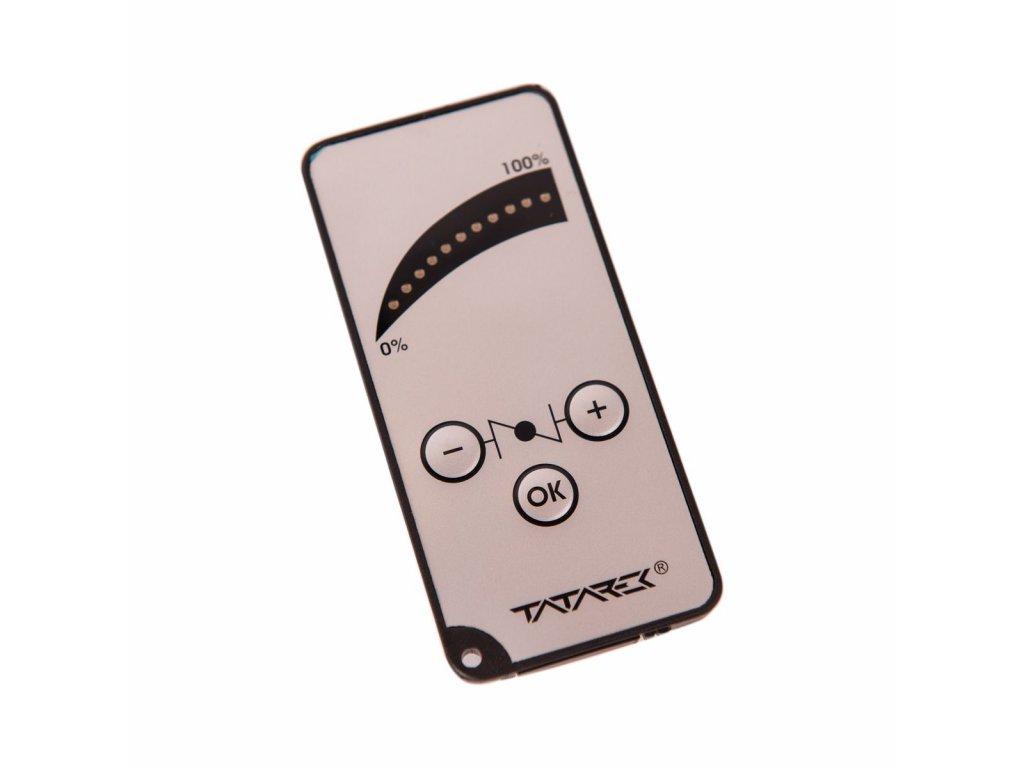 TATAREK automatická regulace hoření RP-01, teplovzdušná s dálkovým ovládáním - 120mm