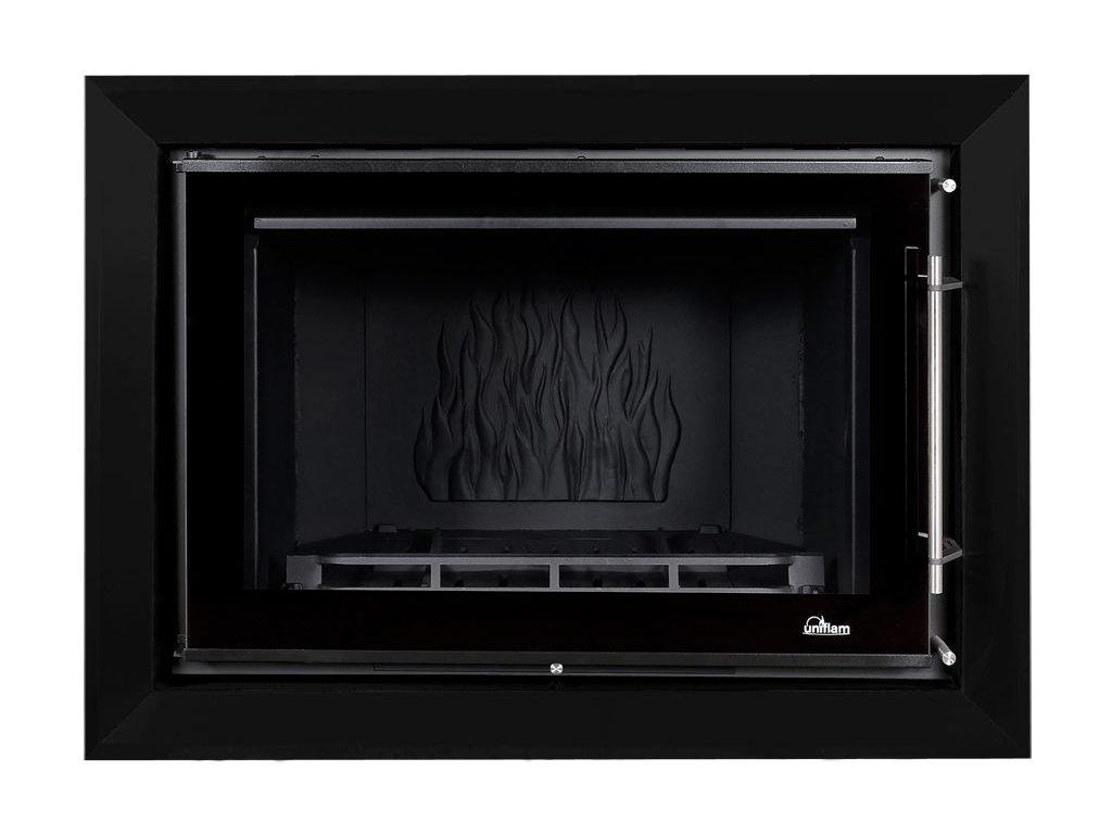 Dekorativní rám Uniflam 920 Prestige černá mat