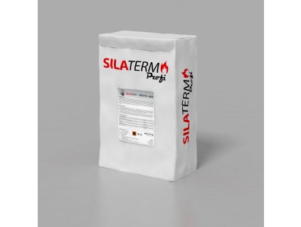 SILATERM kamnářské bílé lepidlo WHITE 600 - 20 kg