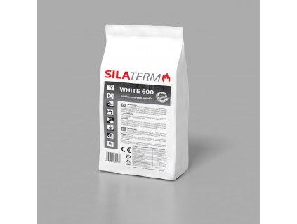 SILATERM kamnářské bílé lepidlo WHITE 600 - 5 kg
