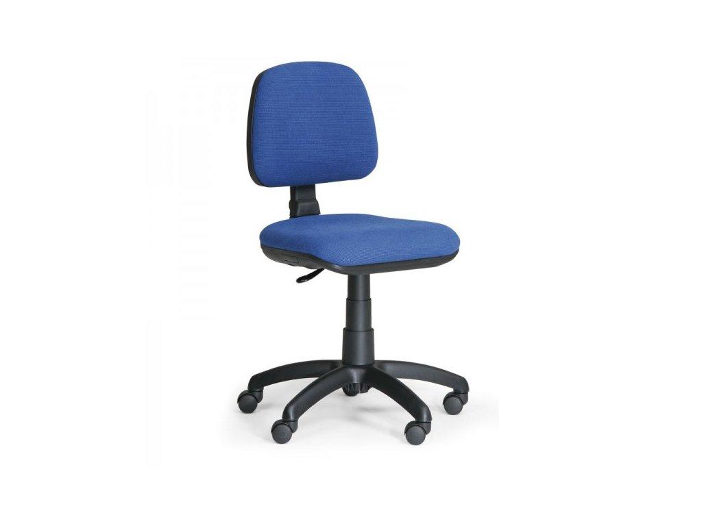 Pracovní židle Milano bez područek