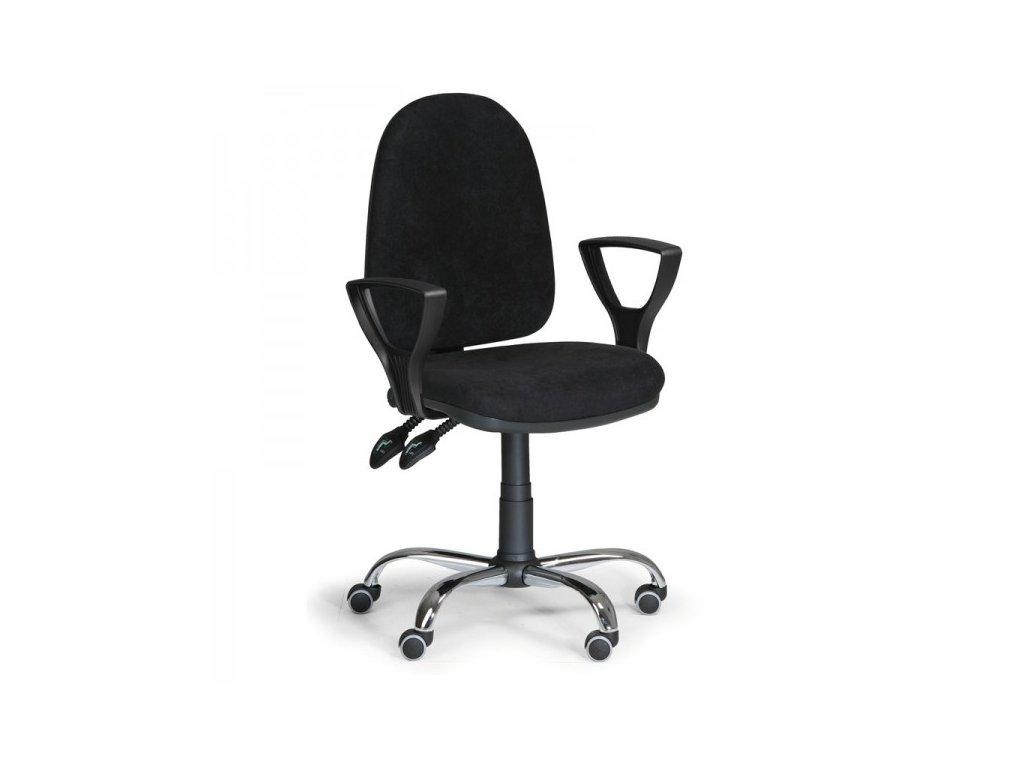 Pracovní židle Torino SY s područkami